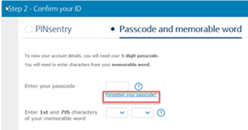 Under Step 1 Enter Your Surname And Barclays Wealth 12 Digit Membership Number Or Card Sort Code Account Where Indicated